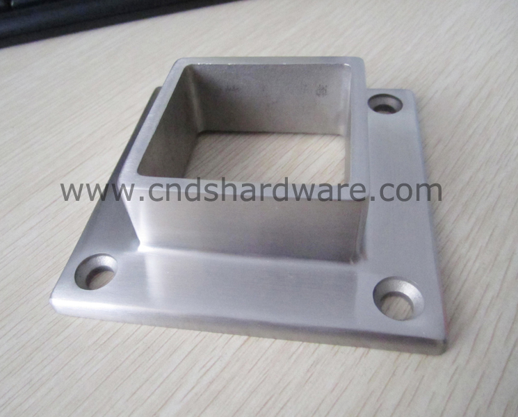Square Tube Connectors DS606-Square Fittings - Architectural